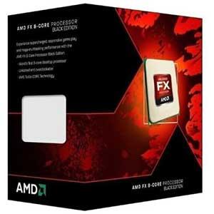 AMD FX-8350 AM3 CPU | 8-Core | Black Edition