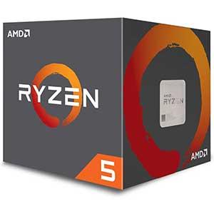 AMD Ryzen 5 2600 AM3 CPU | Wraith Stealth Cooler