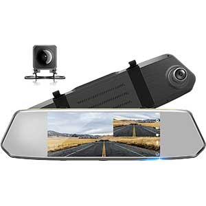 AUTO-VOX Backup Camera for Jeep Wrangler | Wireless | IP68