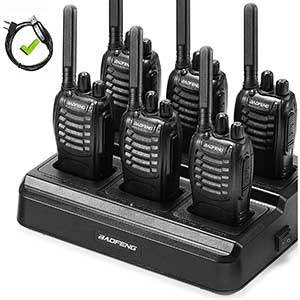 BAOFENG BF-88ST FRS Radios │ Upgraded │ Feasible