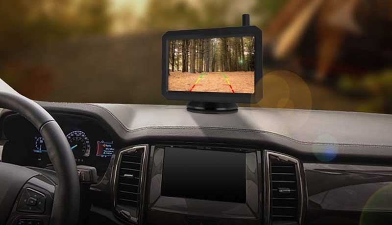 Backup Camera for Jeep Wrangler