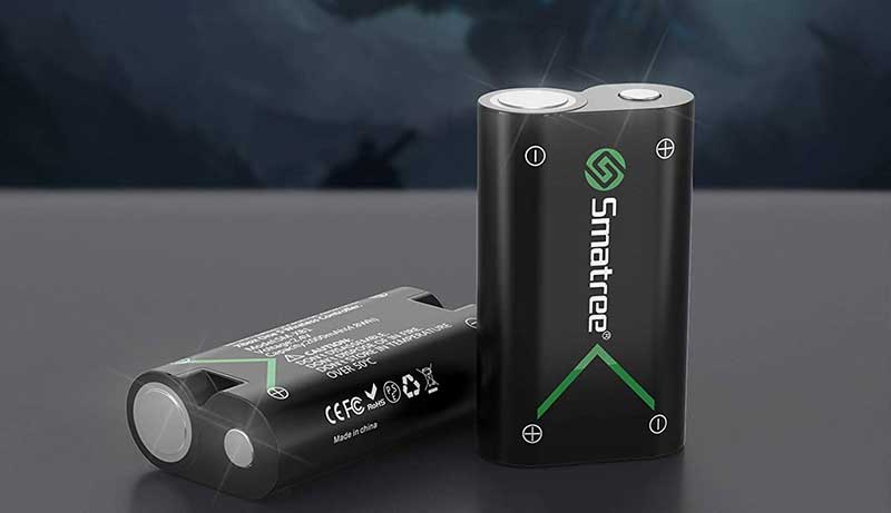 Batteries for Xbox One Controller
