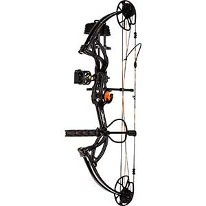 Bear Archery Cruzer G2 Compound Bow for Hunting | 315 FPS