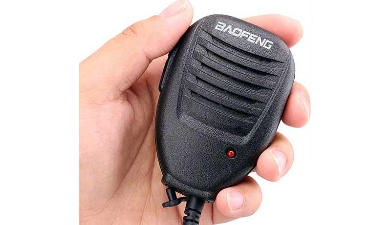 Best Speaker Mic for BaoFeng
