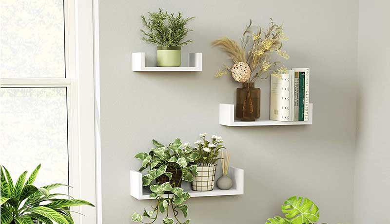 Best Wall Mounted Shelves