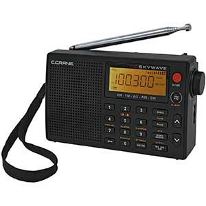 C Crane Skywave Vintage Shortwave Radio │ Mobile │ Dual-band