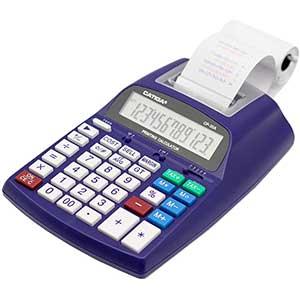 Catiga Adding Calculator   2.03 Lines/ Sec