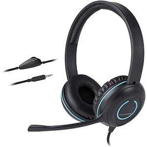 Cyber Acoustics | Stereo PC Headset for Rosetta Stone | 3.5mm