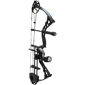 Diamond Archery Compound Bow for Women | 310 FPS | Pro Pack