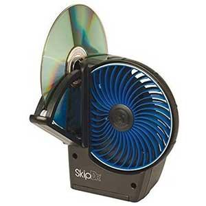Digital Innovations SkipDr Disc Repair Machine | Motorized System