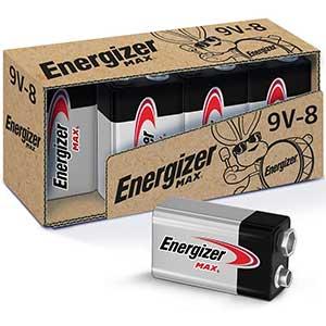 Energizer Batteries for Smoke Detectors | Long Lasting