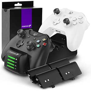 Fosmon Batteries for Xbox One Controller   Up To 33 Hours