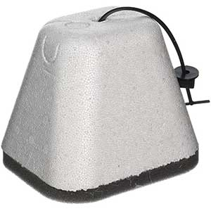 Frost King FC1 Outdoor Faucet Cover | Foam Cover | Oval