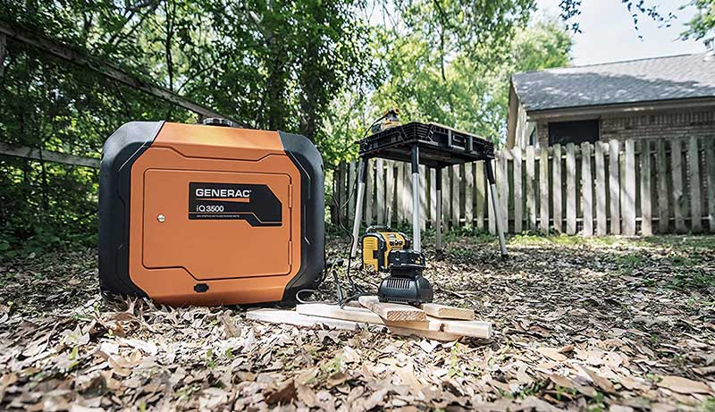 Generator for Emergency Preparedness
