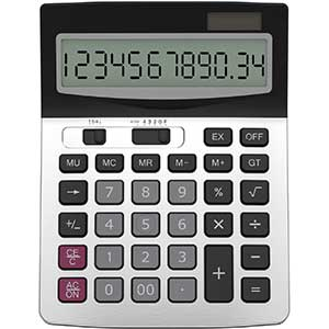 Helect Adding Machine | Affordable