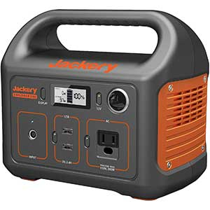 Jackery 240Wh Portable Power Station | Backup Battery