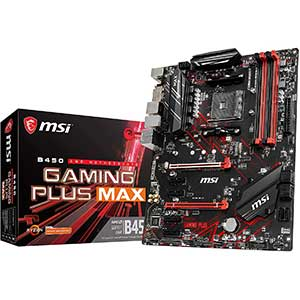 MSI B450 GAMING Motherboard for Ryzen 3 3200g | DDR4 | HDMI
