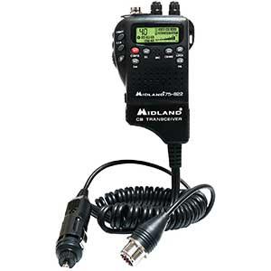 Midland Transceiver 75-822 CB Radio Ever Made | Portable