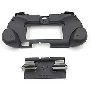 New Matte Non-Slip PS Vita Grip   Stand Case   Rubber-Made