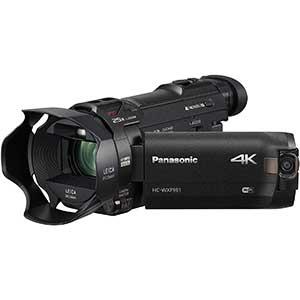 Panasonic HC-WXF991 Camera For Ghost Hunting | HD Recording