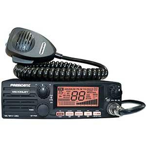 President Mckinley CB Radio Ever Made | Automatic SWR