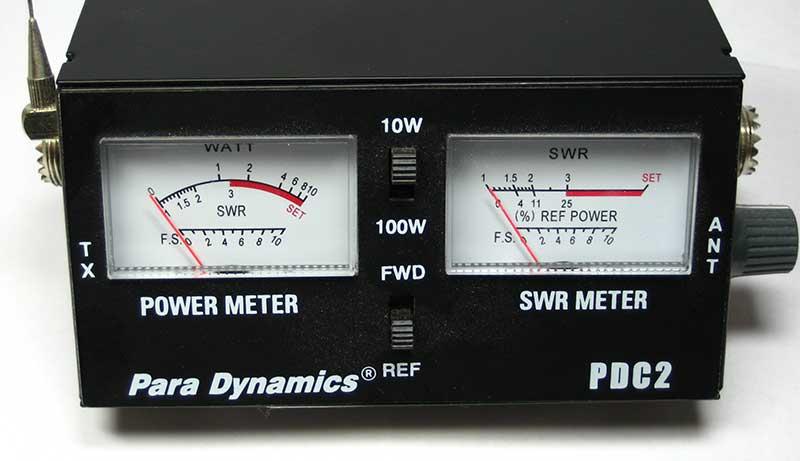 SWR Meter for Ham Radio