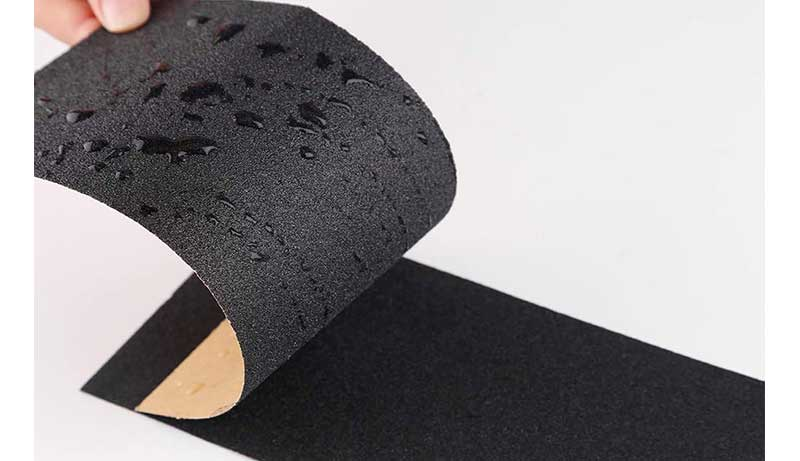 Sandpaper for Glass