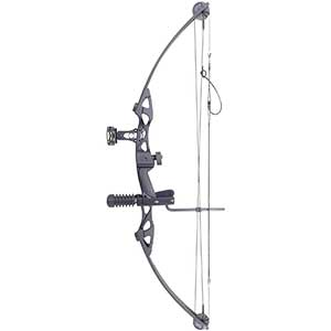 Siege Compound Bow for Teenager | 55 lbs | 29''