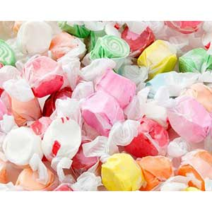 Smarty Shop Assorted Salt Water Taffy | Individually Wrapped