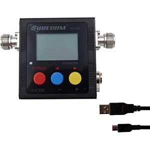 Surecom Gam3Gear 102S SWR Meter For Ham Radio | 120 Watt