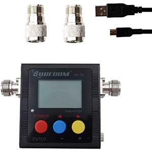 Surecom Mcbazel Digital SWR Meter For Ham Radio | 120 Watt