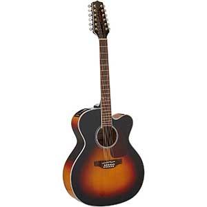 Takamine 12 Fret Guitar | High-end Sinewy