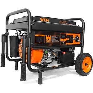 WEN Generator for Emergency Preparedness | 4750 Watt