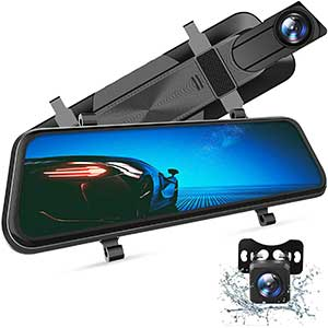 eRapta Backup Camera for Jeep Wrangler | LED | Night Vision
