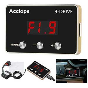 Acclope's Smart Throttle Response Controller | Simple Installation