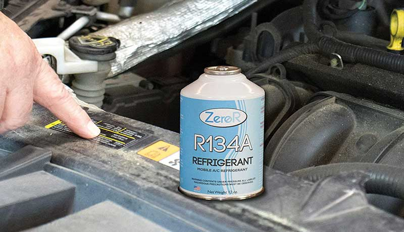 Best R134a Refrigerant