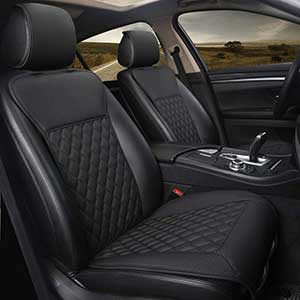 Black Panther Toyota Tundra Seat Covers | Luxury Design