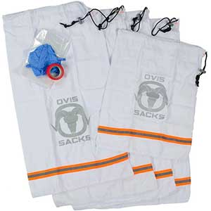 BlackOvis Game Bags │ Lightweight │ Washable