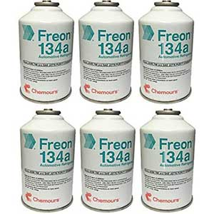 Chemours Automotive R134a Refrigerant │ Large Containers