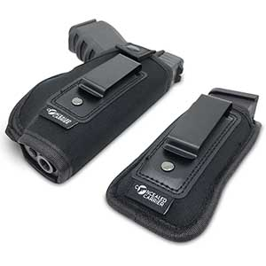 Concealed Carrier Glock 17 Holster   Universal IWB Holster