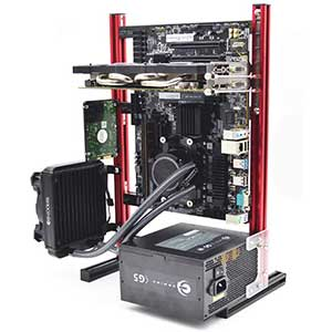 Electric Magic | Chassis Bracket | Open Chassis | PC Test Bench