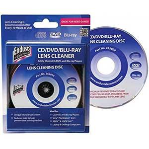 Endust CD Player Cleaner | Lens Cleaner | Blu Ray