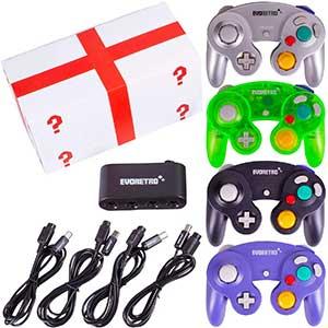 Evoretro Third Party Gamecube Controller | Bundle Pack