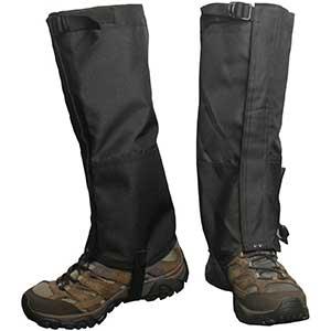 Frelaxy Leg Gaiters for Hunting/Skiing/Hiking | Adjustable