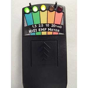 KII EMF Detector | Five Lights