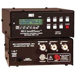 MFJ Antenna Tuner | 200 Watts