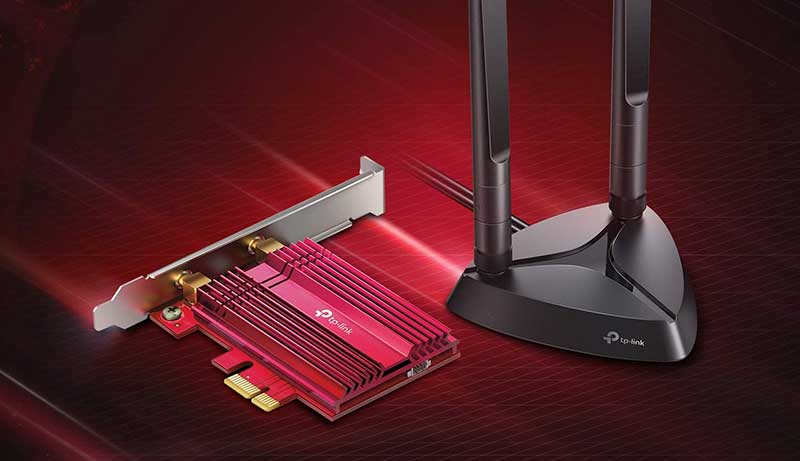 Mini PCIe WiFi Card