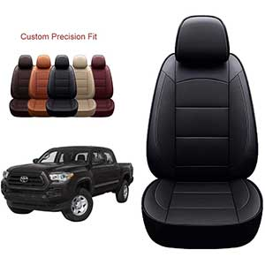 Oasis Auto CrewMax Toyota Tundra Seat Covers | Custom Fit
