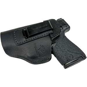 Relentless Tactical Glock 17 Holster   Defender Leather