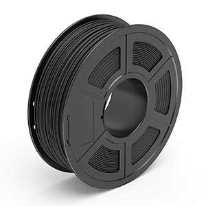 TECBEARS PLA Carbon Fiber Filament | 1.75mm | 1 Kg Spool